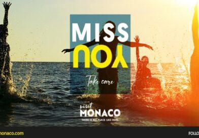 Управление по туризму и конгрессам Монако запускает рекламную кампанию  MISS YOU