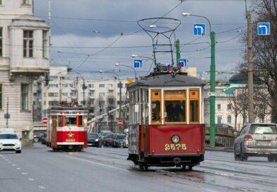 24 июня по центру Петербурга проедут трамваи военных лет
