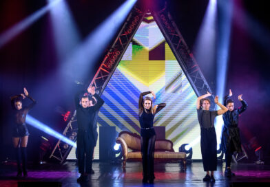 Ляйсан Утяшева вновь приедет в Санкт-Петербург со своим шоу «Болеро»