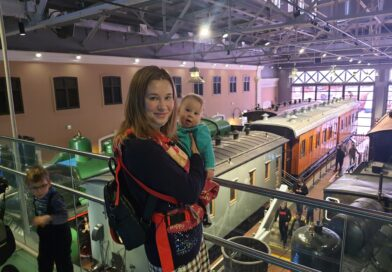 Празднование Дня Победы в Музее железных дорог