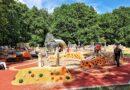 Детская площадка «Крокодил»