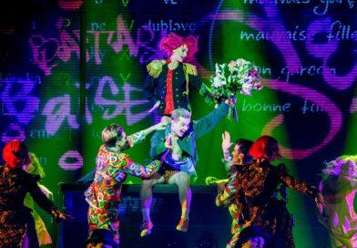 Шоу «Семь. Хроника любовных происшествий» в Ленинград Центре