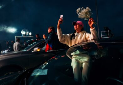 Автотеатр «Драйв Шоу» от «Ленинград Центра»
