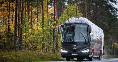 Lux Express возвращает автобусы на маршрут Санкт-Петербург-Хельсинки